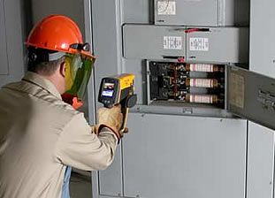Infrared Thermography Los Angeles La Electrical Service